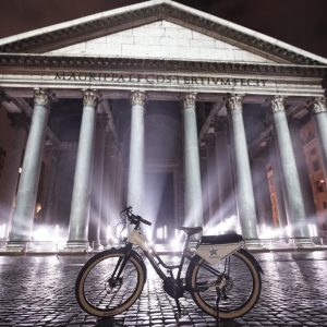 Pantheon - Visit Rome by electric bike