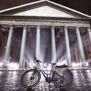 Pantheon - Visitare Roma in Bici Elettrica