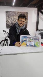 Kit Soccorso Bici per Ciclisti a Roma
