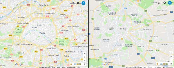 Perché vistare Roma in Bici: estensione territoriale Roma