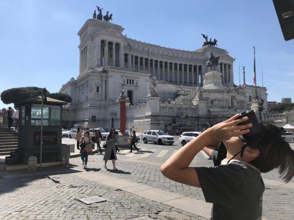 Rome Bike Tour + 3D Viewers