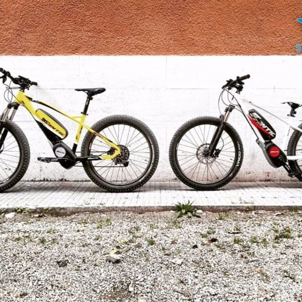 e-bike hire and e-bike tours in Rome