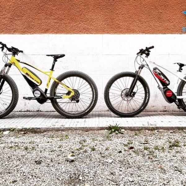 e-bike hire and e-bike tours in Rome
