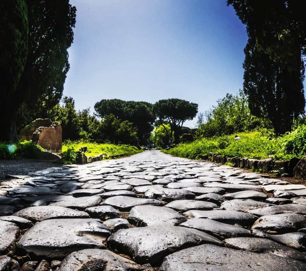 Tour sull'Appia Antica in e-bike