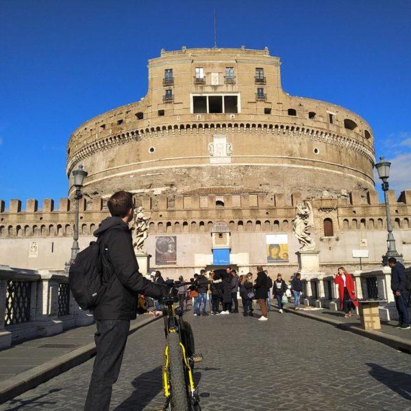 Rome Bike Tours & Rental - Castel Sant'Angelo