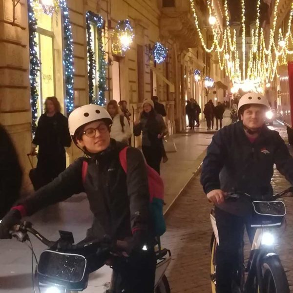 Christmas e-bike tour of Rome
