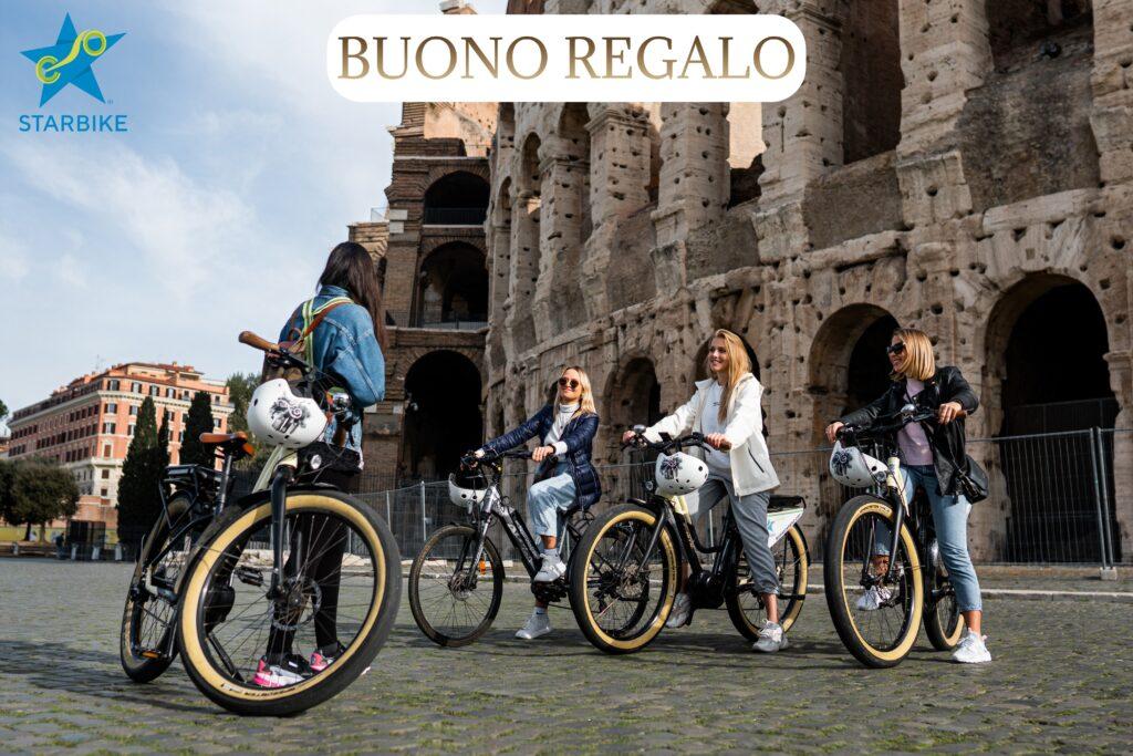 Regala un Tour in e-bike