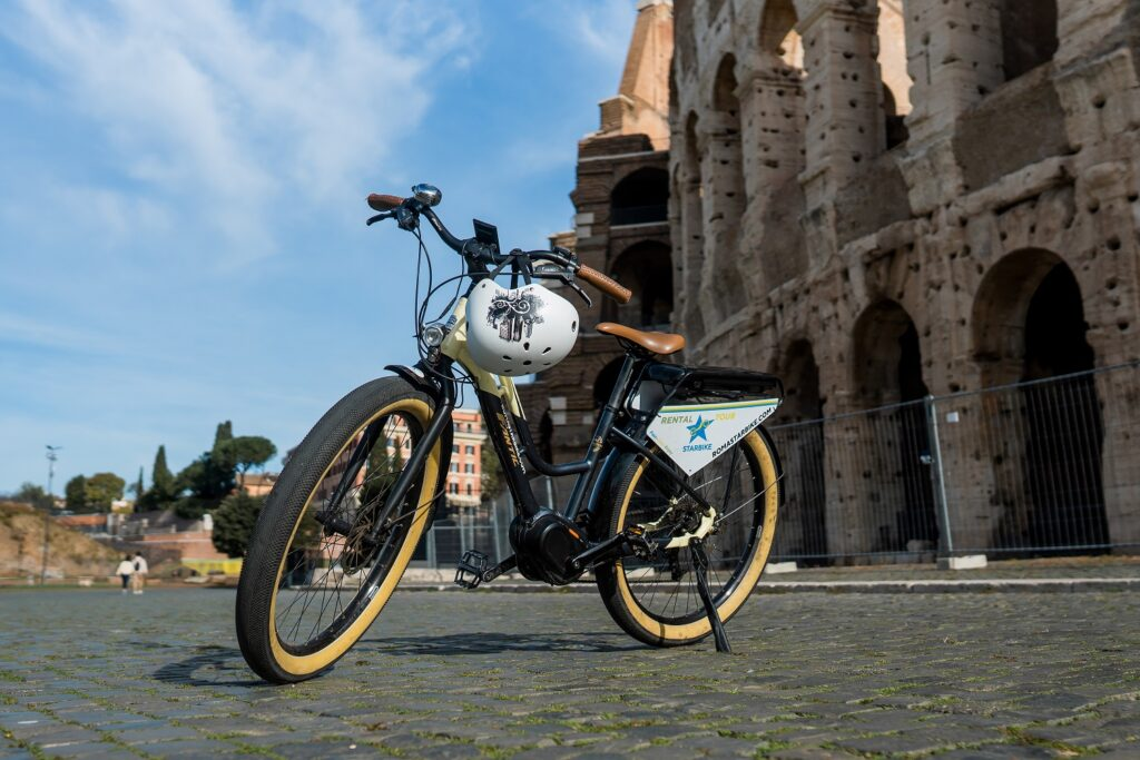 Bike rental and guided tours