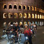 Rome by Night e-bike tour