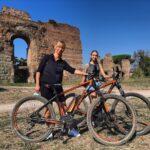 Tour sull'Appia Antica in e-bike