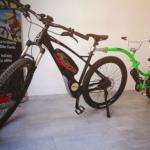 Treiler bike